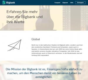 bigbank screenshot